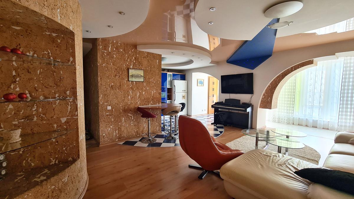 продам 5-комнатную квартиру Днепр, ул.Высоцкого , 2 - Фото 3