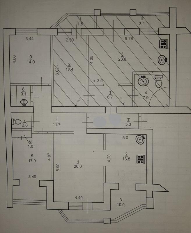 продам 3-комнатную квартиру Днепр, ул.Белостоцкого , 36 - Фото 17