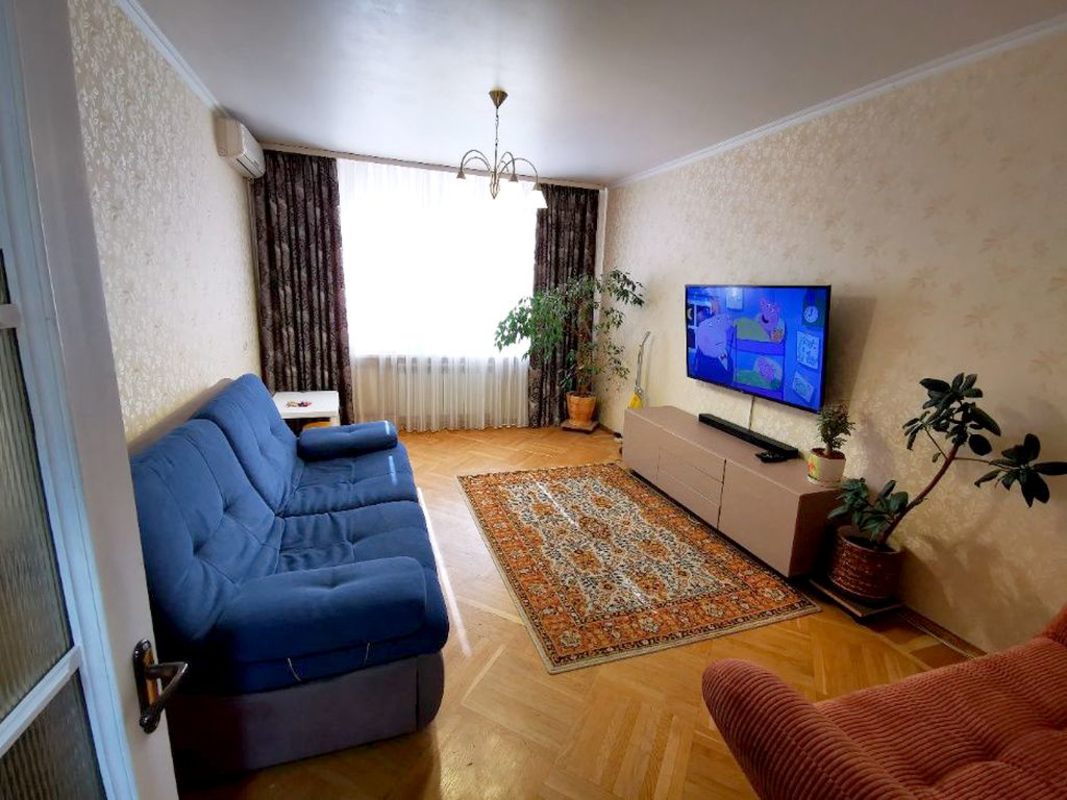 продам 3-комнатную квартиру Днепр, ул.Дарницкая , 9 - Фото 1