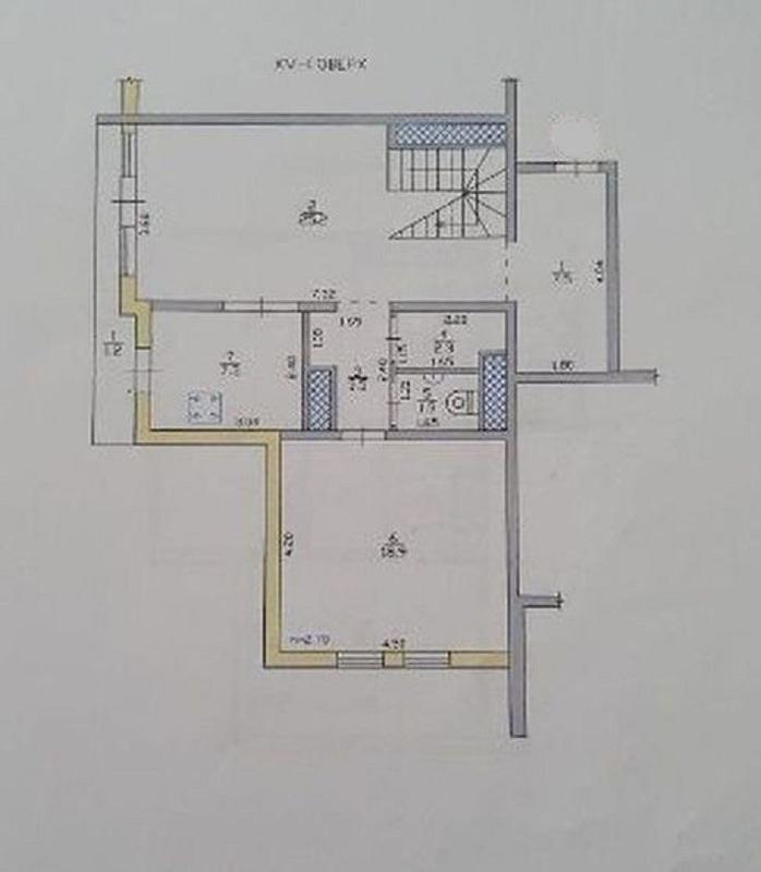 продам 4-комнатную квартиру Днепр, ул.8 Марта , 9 а - Фото 15
