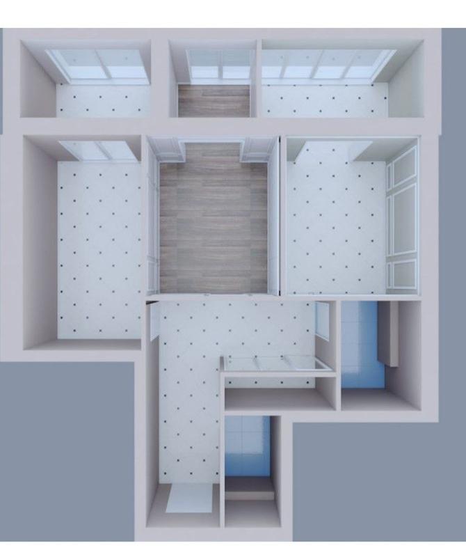 продам 2-комнатную квартиру Днепр, ул.Мандрыковская , 51 - Фото 9