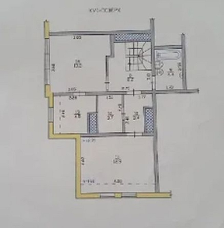 продам 4-комнатную квартиру Днепр, ул.8 Марта , 9 а - Фото 16